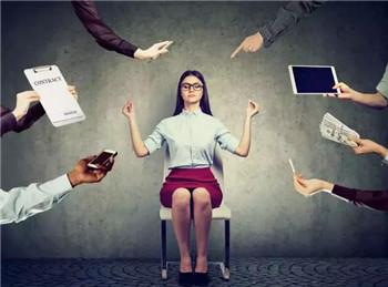 职场女性应该如何缓解心理压力